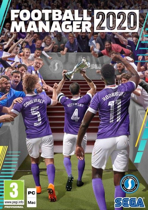 Football Manager 2020 PC Steam Key