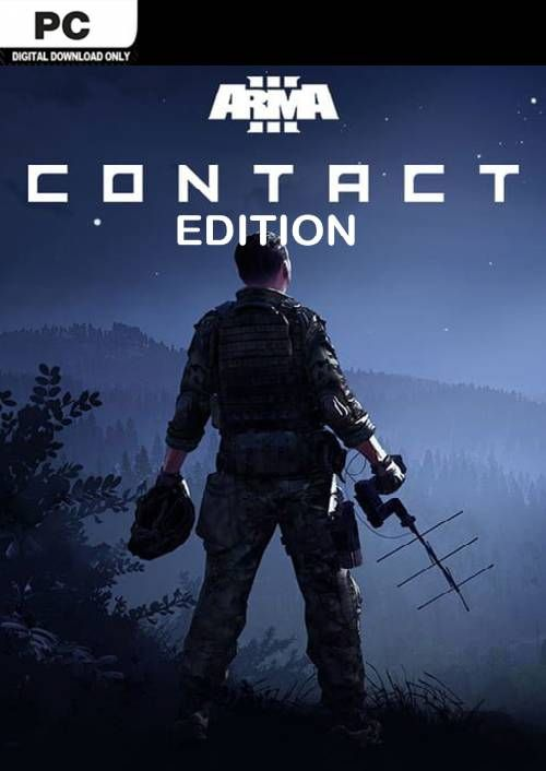 Arma 3 Contact Edition PC Steam Key