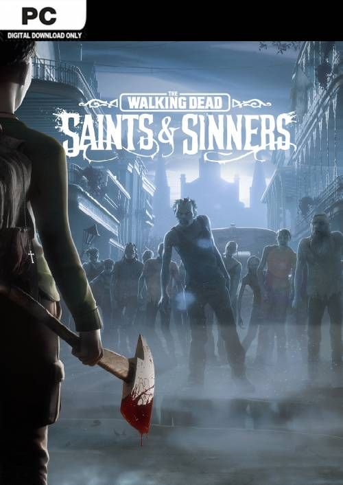 The Walking Dead: Saints and Sinners PC Steam Key
